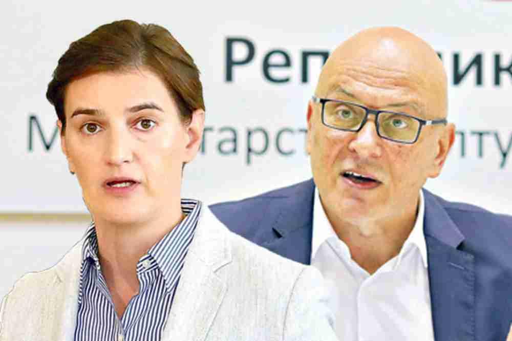 EKSKLUZIVNO! MINISTAR KULTURE O SUKOBU S PREMIJERKOM: Neću da podnesem ostavku zbog Zadruge, takvom sadržaju nije mjesto na TV!