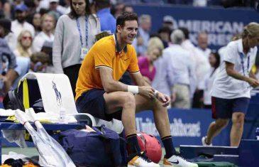 DEL POTRO NEMA DILEMU KO JE FAVORIT U FINALU: Novak je već osvojio Vimbldon i igra jako dobro!