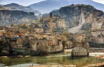 Grad star 12 hiljada godina uskoro će nestati pod vodom