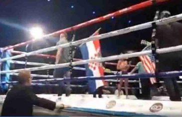 Skandal u Zagrebu! Tompson pjevao pred meč za svetsku titulu, antisrpski propagandista zasijenio pobedu Hrvata!
