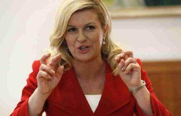 ŠVAJCARSKI LIST BRUTALNO ISPROZIVAO KOLINDU: Ovo je bizarno! Bruka se na Mundijalu, laže za jogurt i Jugoslaviju… Žena je SKROZ U OFSAJDU!