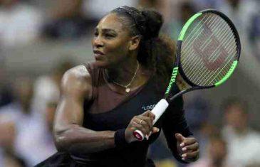 Serena: Rađaću još djece, želim da pobjeđujem