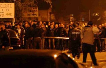 LIKVIDACIJA U SKOPLJU: Dva muškarca ubijena u centru grada, još jedan ranjen, na njih ispaljeno najmanje 30 metaka!