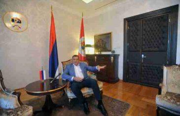 DODIK: Ne želim da budem pokretna meta, ništa me neće pokolebati da štitim interese Srpske!