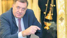 DODIKOVA PORUKA NATO: Pridržavaću se rezolucije parlamenta Republike Srpske o vojnoj neutralnosti, a sve izvan toga, s moje strane, neće biti podržano!