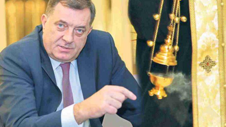 DODIK UHVATIO STANIVUKOVIĆA NA SPAVANJU: SNSD predlaže da se Vučiću uruči Ključ Grada i povelja…