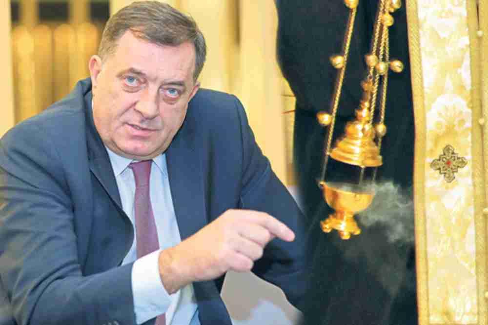 UPRKOS ZABRANI MIRSADA VILIĆA: Dodikovo lično obezbjeđenje naoružano ušlo s njim u zgradu Predsedništva BiH