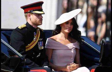 PROROČICA KOJA PRIČA SA POKOJNOM DAJANOM OTKRILA SUDBINU KRALJEVSKOG PARA: Megan i Hari će se razvesti za 3 godine, a onda je princu PROREKLA PAKLENU SUDBINU