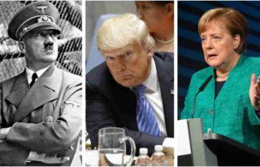 HITLEROV NEĆAK PREKINUO DECENIJSKU TIŠINU: Ima brutalnu poruku za Trampa i Merkelovu