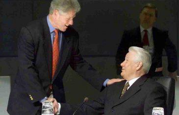 PROCURILI ŠOKANTNI TAJNI RAZGOVORI JELJCINA I KLINTONA: Šteta što je Milošević Srbin! EVO ŠTA MU JE RUSKI PREDSEDNIK ODGOVORIO
