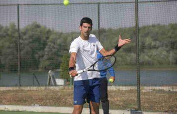 ĐOKOVIĆA PREPLAVILE EMOCIJE: Novak u Parizu pričao o svojoj teniskoj majci! Evo šta je sve rekao o njoj