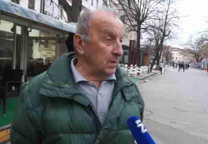 Pitali građane Banjaluke za presudu KARADŽIĆU, a onda je naišao ovaj čovjek: Njegove riječi svi trebaju čuti!