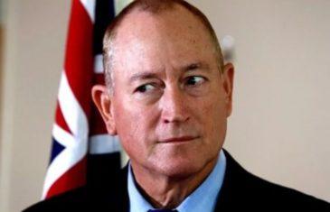 Australski senator šokirao saopćenjem: Za krvavi napad na Novom Zelandu okrivio muslimane