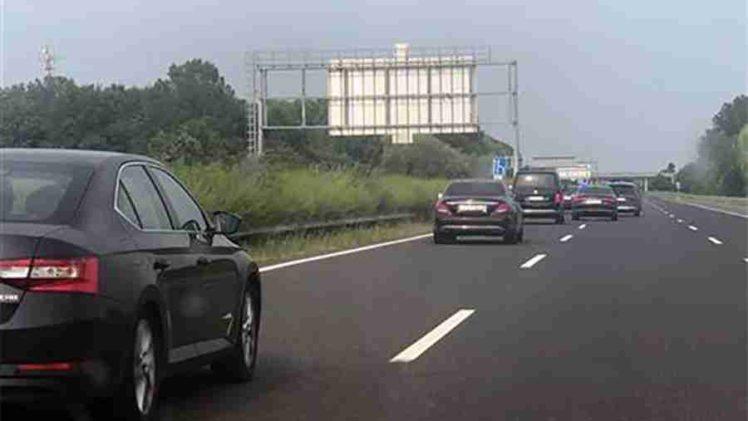 Dodika na putu do Budimpešte prati 16 automobila sa obezbjeđenjem, STRAH OD HAPŠENJA JAČI JE OD…