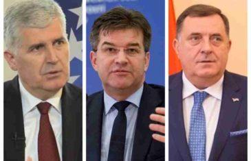 UH, POMJERIMO SE S MJESTA: Vraća li se Lajčak u BiH? Odluka pada u…