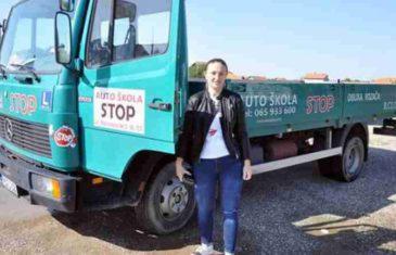 SLOBODANKA 17 GODINA PROVELA NA BIROU, A ONDA ODLUČILA NAPUSTITI BiH: 'Vozit ću kamion po Evropi'