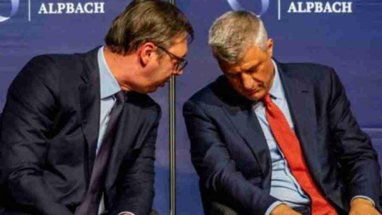 PROCURIO ŠOKANTAN DOKUMENT: Vučić će morati priznati Kosovo ukoliko Srbija želi u EU, ovo su svi zahtjevi koje mora ispuniti BEZ ODLAGANJA