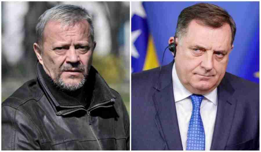 """HADŽIHAFIZBEGOVIĆ, BEZ DLAKE NA JEZIKU: """"Milorad Dodik najveći krivac, žao mi je što mu Dragan Čović u tome pomaže…"""""""