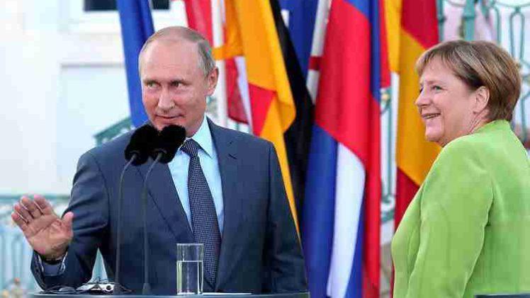 Noćna mora SAD: Savez Berlin-Moskva toliko je jak da će stvoriti novi centar moći van kontrole Amerike – OVO SE DEŠAVA …