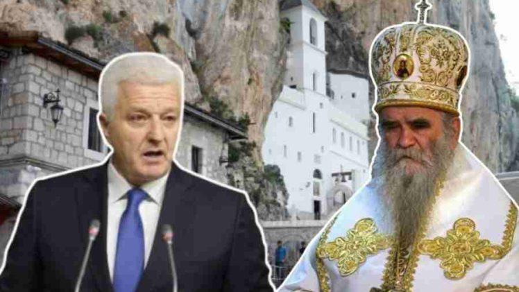 """MARKOVIĆ ODBRUSIO ZLOGLASNOM RISTI SOTONI: Crna Gora neće biti srpska, Amfilohije se stavio na čelo anticrnogorske opozicije"""""""