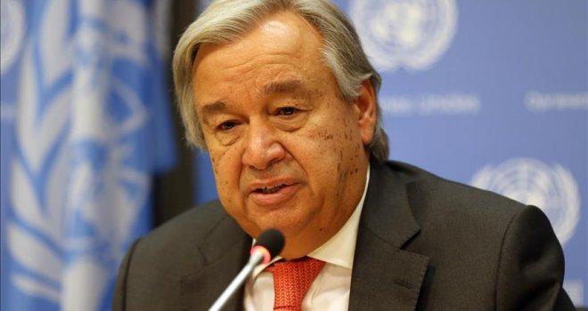 Guterres upozorava: Svijet sebi ne može priuštiti još jedan rat u Zaljevu