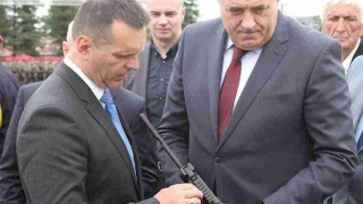DVIJE GODINE KRILI INFORMACIJU: Otkrivena lokacija oružja koje je prodao MUP RS-a