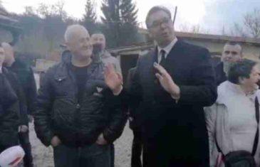 """ŠOK U BUGOJNU, VUČIĆ SE """"POTUKAO SA ŠERIFOM"""", A ONDA DOLETJELA I POLICIJA: Sve snimljeno, OGLASIO SE I PREDSJEDNIK SRBIJE"""