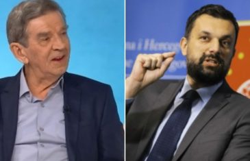 'Nije mu to trebalo… Zbog gafova Elmedina Konakovića smijenjena je Vlada KS, bila je to politička zasjeda'