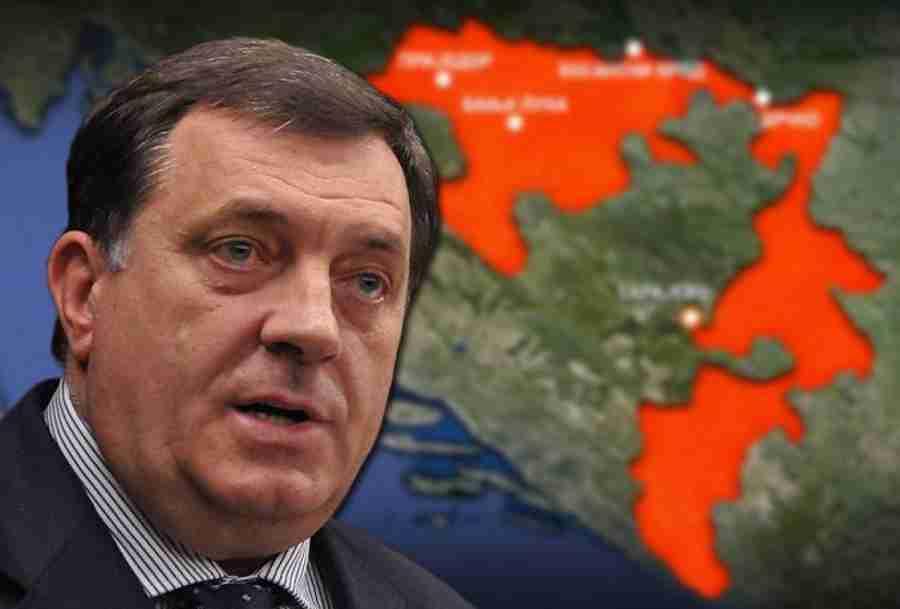 NOVE PRIJETNJE ODJEKNULE U SUSJEDSTVU: Milorad Dodik prijeti NATO-u konfrontacijom, Komšić i Džeferović najavili odlučan odgovor