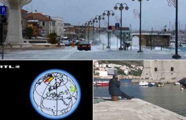 NASA ALARMIRALA SVIJET: Na Antarktici zabilježili 20°C! Hrvatki geofizičar: 'Dubrovnik su uzeli kao primjer, nije samo on ugrožen'