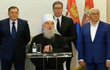 NOVE PORUKE MRŽNJE PRVOG ČOVJEKA SRPSKE PRAVOSLAVNE CRKVE: Irinej Bošnjake iz BiH nazvao – TURCIMA!
