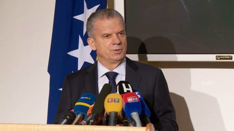 """RADONČIĆ RAZOČARAN IZLASKOM NOVALIĆA IZ PRITVORA: """"Neću biti u Ministarstvu sigurnosti ako će se ohrabrivati sistemski kriminal!"""""""