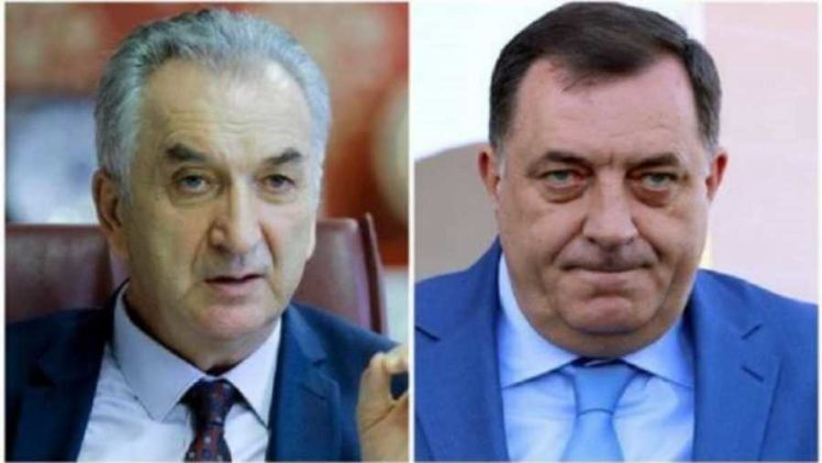 """ŠAROVIĆEVE RIJEČI RAZBJESNILE DODIKA, OGLASIO SE I KOVAČEVIĆ: """"Dodik i SNSD su izdali samo put Bosne i Hercegovine u…"""