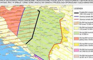 Nebo iznad BiH podijeljeno između Srbije i Hrvatske: Radar za brodove koristimo za kontrolu neba, a drugi na Jahorini…
