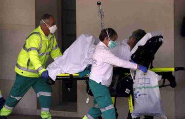DRAMATIČNO U ŠPANIJI: Prestigli su Kinu po broju zaraženih, a danas je umrlo…