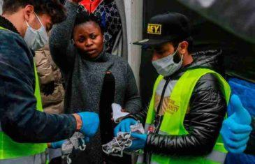 OSTVARUJU SE STRAHOVI HUMANITARACA: Afrikanku koja je živjela u kampu s 3000 migranata pozitivna na koronavirus