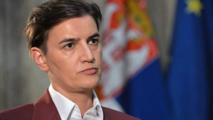 BUKTI RAT NA RELACIJI VUČIĆ – ĐUKANOVIĆ: Ana Brnabić Crnogorce nazvala mafijašima i pozvala građane Srbije da ne idu tamo gdje su…