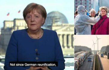 NAJJAČA EKONOMIJA EUROPE NA RUBU RECESIJE: Njemačka kancelarka napravila potez godine, ovako će spasiti sve…