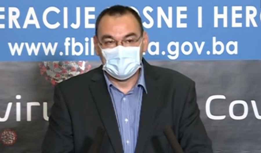 TREBA, MORA, ALI… Evo šta je šef Infektivne klinike na KCUS-u rekao o testiranju i kada će broj oboljelih biti u silaznoj putanji