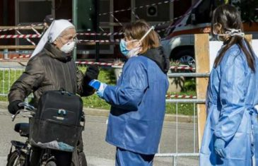 """Eksperiment u italijanskom gradiću pokazao se uspješnim: """"Zaustavili smo koronavirus!"""""""