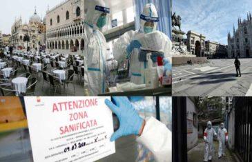 RAZOČARANJE U ITALIJI: Novi porast broja umrlih, u zadnja 24 sata čak…