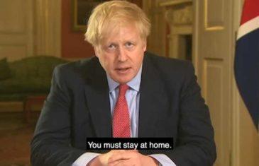 DŽONSON ZATVARA BRITANIJU: Ko nema negativan test na koronu ne može da uđe u zemlju! Zatvaraju se putnički koridori