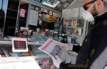 Sve se mijenja zbog situacije uzrokovane koronavirusom: Oslobođenje uvodi vikend-izdanja novine