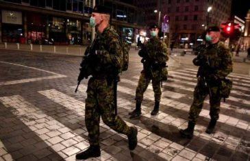 PUSTOŠ I TIŠINA: Pogledajte kako izgleda Beograd; Policijski je sat i niko se ne smije kretati…