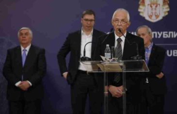 """SRBIJANSKI EPIDEMIOLOG SE SUPROTSTAVLJA VUČIĆU: """"Nije potrebno uvođenje…"""