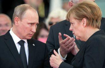 VELIKI PRITISAK NA ANGELU MERKEL: Ukoliko obustavi OVAJ PROJEKT, zadat će najteži udarac Putinu do sada