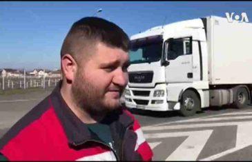 TAKO MU I TREBA: Sankcionisan kamiondžija iz Srebrenika koji je poručio da neće poštovati naredbe