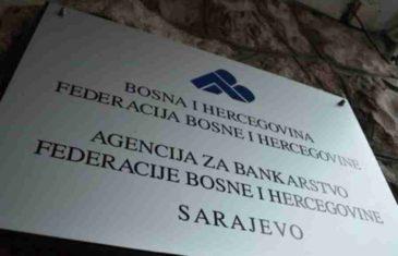 OVO ĆE OBRADOVATI GRAĐANE: Agencija za bankarstvo Federacije Bosne i Hercegovine uputila preporuke bankama vezane za servisiranje kredita i obaveza…