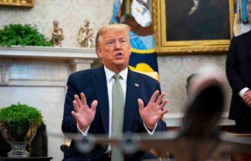 OTKRIVEN TAJNI PLAN VOJSKE SAD: Tramp evakuiše Bijelu kuću i odlazi u bunker, evo o čemu se tačno radi