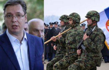 VOJNICI SE NEĆE SUZDRŽAVATI DA UPOTRIJEBE ORUŽJE! Predsjednik Srbije UPOZORIO SVE i izazvao burnu reakciju javnosti!